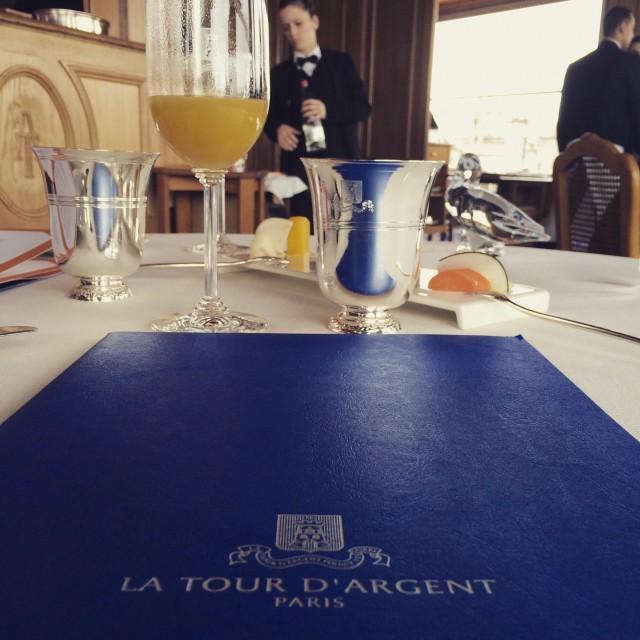 La Tour d'Argent - Paris