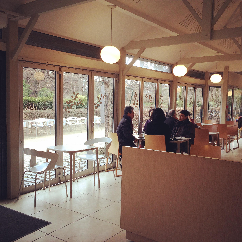 Café du Musée Rodin - Paris