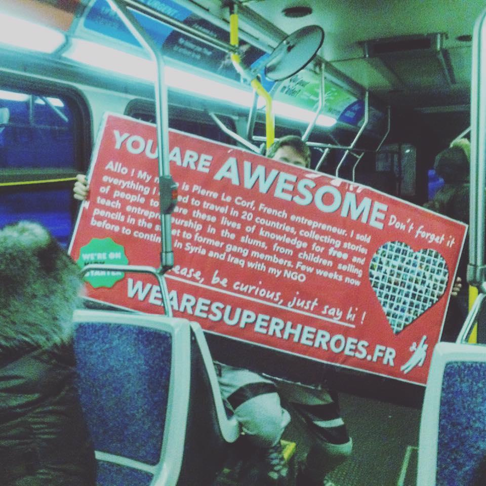 We are Superheroes