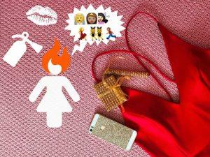 sexisme emoji emoticones femmes