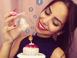 Facebook souhaite anniversaire