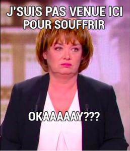 Journaliste Débat 2017 élection présidentielle